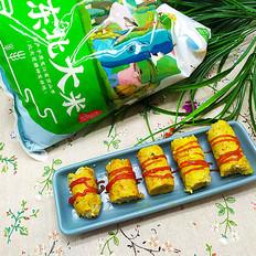 狠粮精米-火腿米饭卷
