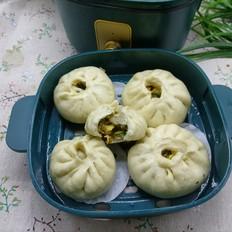 韭菜粉丝包的做法