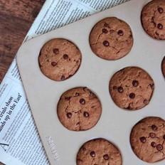 巧克力豆曲奇饼干的做法
