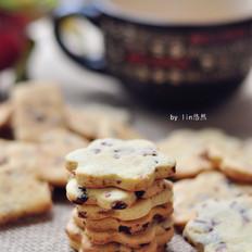 奶香蔓越莓饼干
