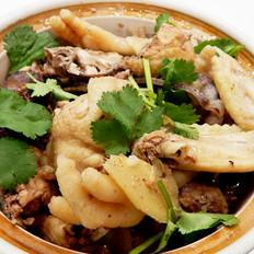 台湾麻油鸡,孕妇产后修复必吃月子餐!--威厨艺的做法