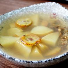 苹果山楂麦芽水,滋润提神助消化!--威厨艺的做法