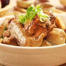 芋头焖鸭,鸭肉这样做才软烂好嚼易吸收│威厨艺的做法
