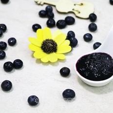 蓝莓果酱的做法