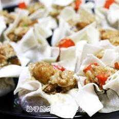 宝宝营养餐—糯米烧卖
