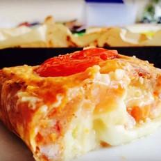 蛋奶酪香烘糕