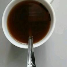 暗黑料理之普洱减肥茶