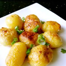 香葱小土豆