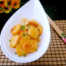 香煎土豆片