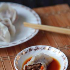 笋干菜猪肉饺