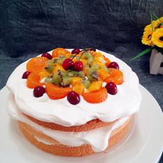 鲜果裸蛋糕