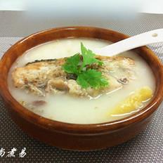 蛤蜊鱼头汤