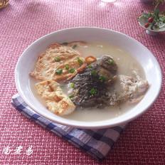 鲫鱼鸡蛋豆腐汤