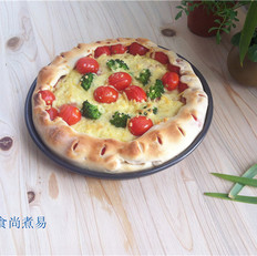 花样田园披萨