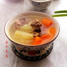 木瓜蚝干猪骨汤