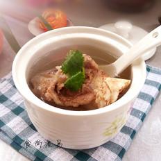清炖土猪大骨汤