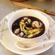 丸子紫菜汤