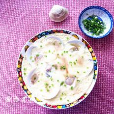 蛤蜊蒸水蛋