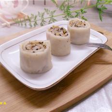 花生芝麻糯米卷