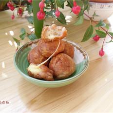 芝士红薯丸