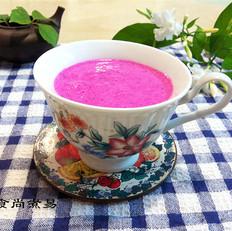 火龙果奶昔