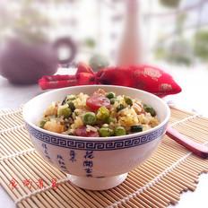 广东腊味糯米饭