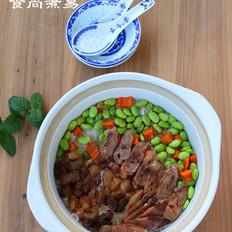 广东腊味煲仔饭