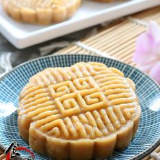 红糖莜面饼