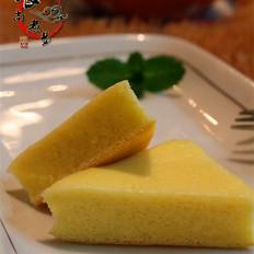鸡蛋海绵蛋糕