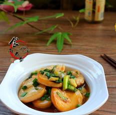 小葱杏鲍菇