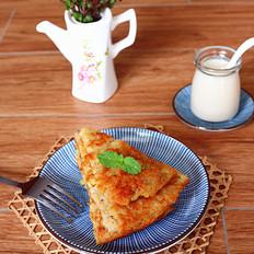 苏泊尔季度奖豆渣玉米饼
