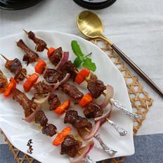 西域风情烤羊肉串