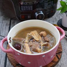 清补凉羊肉汤