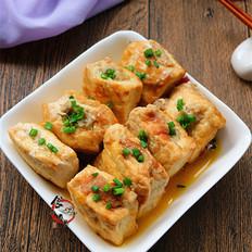 鸡汤炖豆腐