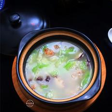 丝瓜瘦肉冬菇汤