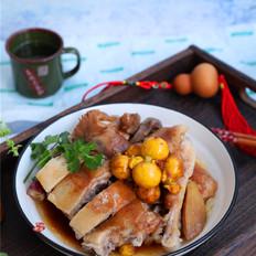 电饭锅煲鸡