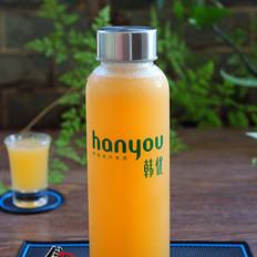 苹果香瓜汁