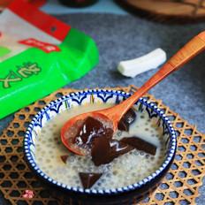 冰糖椰汁西米露的做法