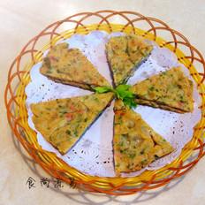 芹香泡菜饼