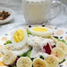 减肥蔬果沙拉