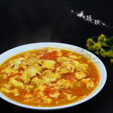 西红柿炒蛋的做法