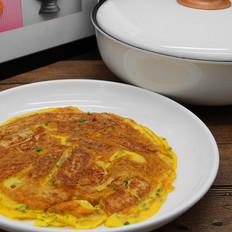 鸡蛋煎豆腐