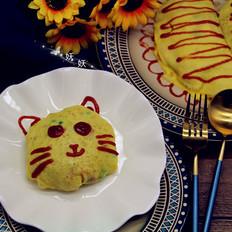 猫咪蛋包饭