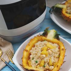 菠萝鸡丁炒饭
