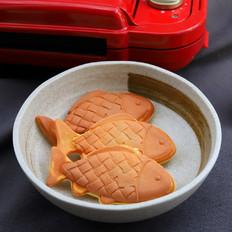 红豆鲷鱼烧