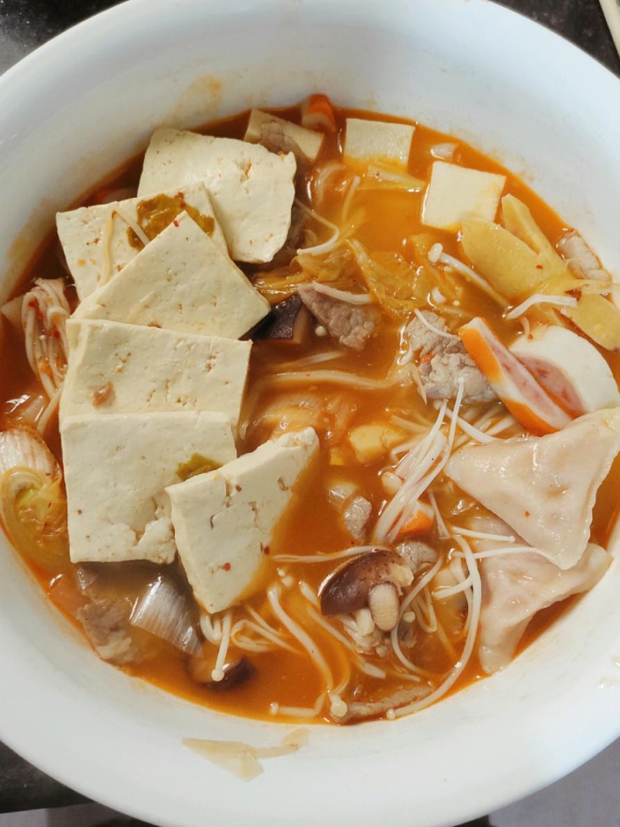泡菜猪肉汤