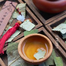 自制山楂瘦身茶