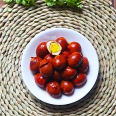 香卤鹌鹑蛋