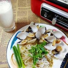 西屋多用锅之海白豆芽