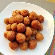 土豆洋葱肉丸子